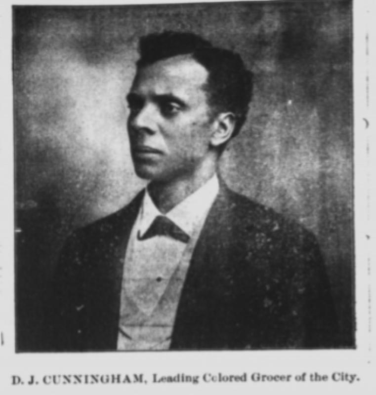 Photograph of Daniel J. Cunningham